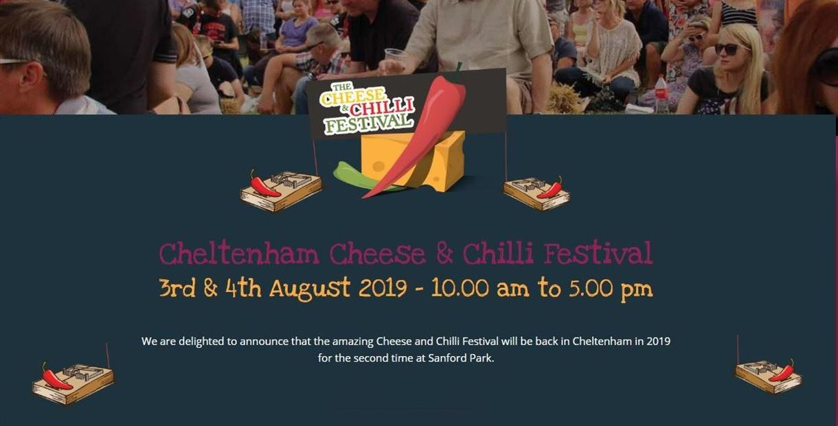 Cheltenham Cheese & Chilli Festival