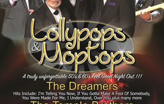 Lollipops and Moptops ft The Dreamers