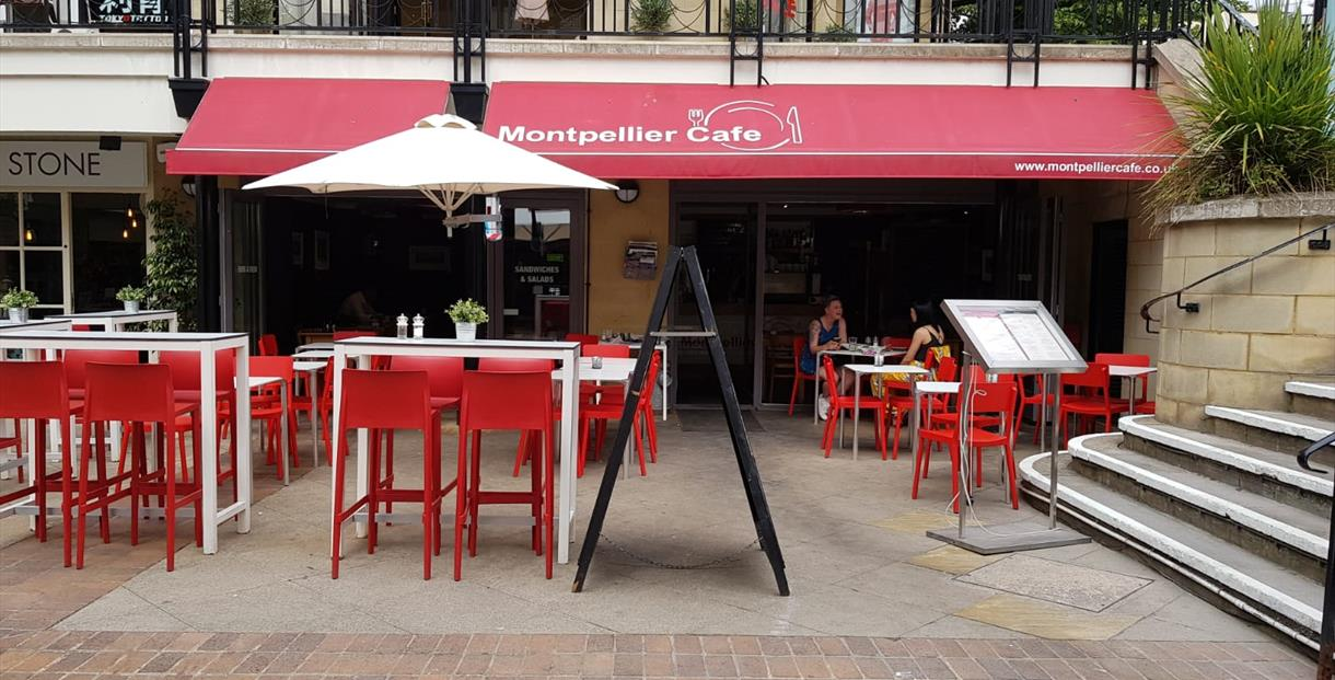 Montpellier Cafe