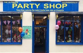 The Ultimate Party Shop Ltd