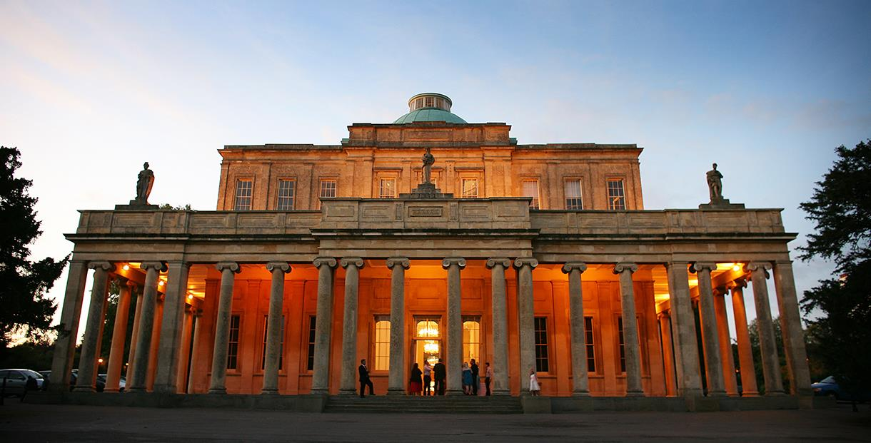 Christmas Parties at Pittville Pump Room
