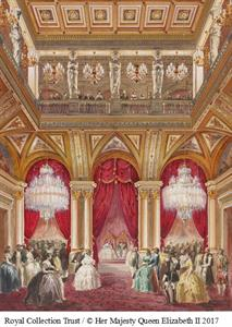 Queen Victoria in Paris - Watercolors from the Royal Collection