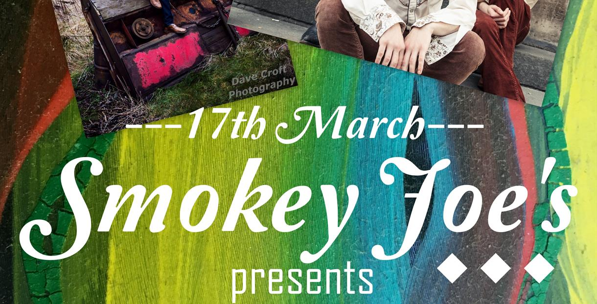 Lee Southall (The Coral) & The Goat Roper Rodeo Band @ Smokey Joes 17th March