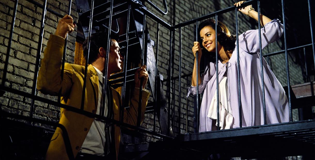 Film: West Side Story [PG]