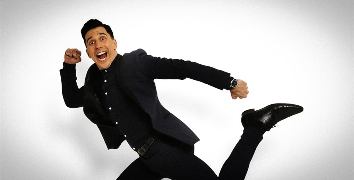 Russel Kane: The Fast & The Curious